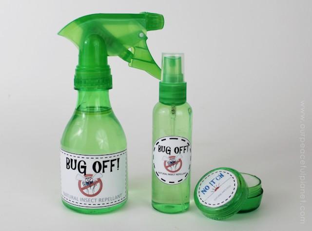 Natural Bug Spray Amp Anti Itch Cream