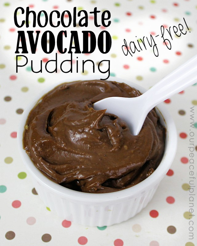 You won't BELIEVE what this pudding is made from! You also won't believe how rich and decadent it is!  And last but not least… you won't believe how healthy it is!   This is a wonderful healthy dessert or snack. It's also filled with vitamins, minerals and other good stuff for your body.