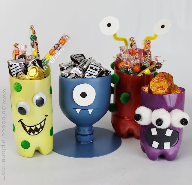 Easy Crafts With Plastic Bottles Image Collections Bottle