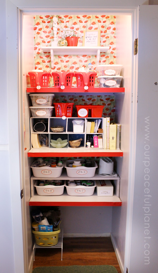 You Can Use These Ideas To Organize Any Type Of Closet Or Shelves Where You  Store