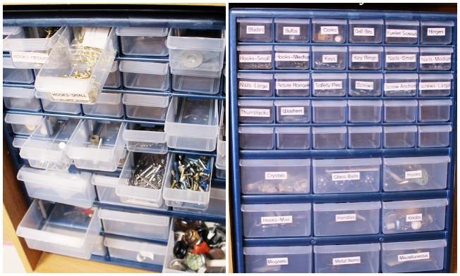 Most Creative Craft Room Organization Ideas 4