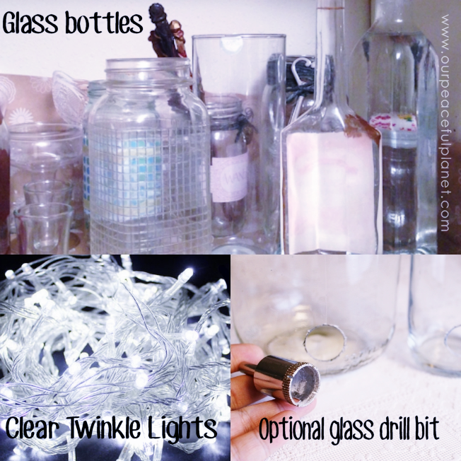Twinkle lights add a bit of magic to any room! You can make twinkle light jars in a matter of minutes! All it takes is the right type of inexpensive lights!