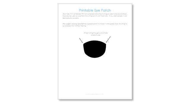Eye Patch . Thumb