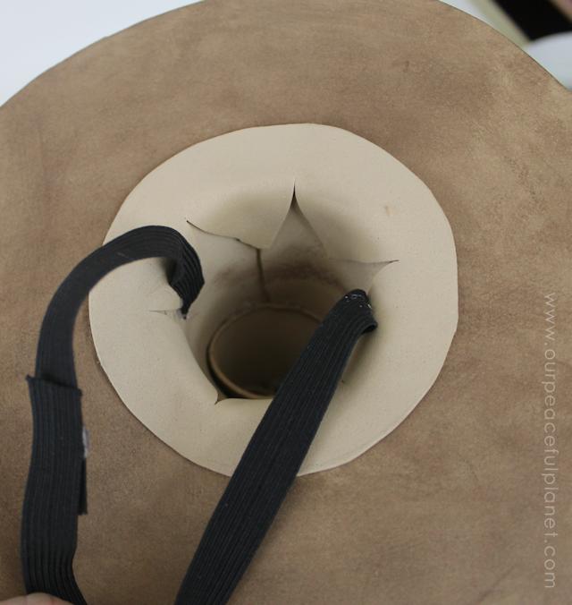 No Sew Small Dog Halloween Costume Idea 19