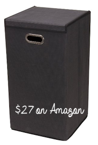 clothes hamper on amazon