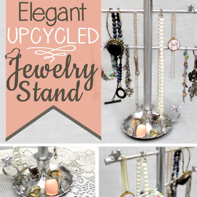 Classy Jewelry Stand SQ