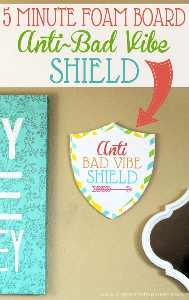 How to Keep the Nasties Away! Simple Anti Bad Vibe Shield