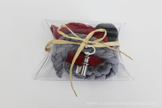 We'll show you how to make a pillow box from almost any size of soda bottle. Wrapped in ribbon they are a perfect unique way to give a small gift or treats!