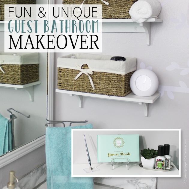 Fun Unique Guest Bathroom Ideas Makeover