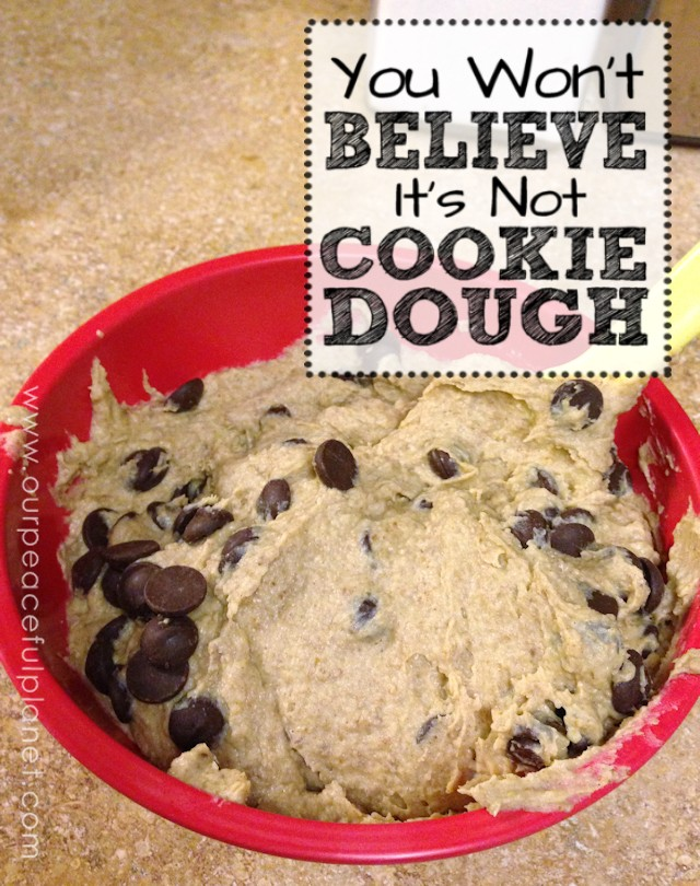 You Wont Believe Its Not Cookie Dough 2