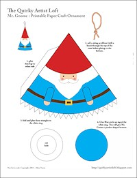 Little Paper Gnome THUMB