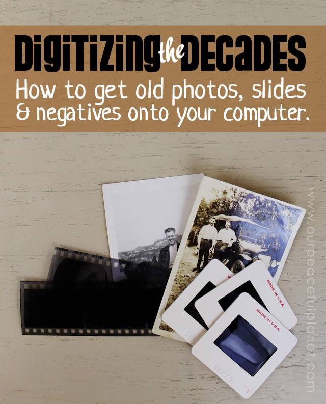 Digitizing The Decades MAIN