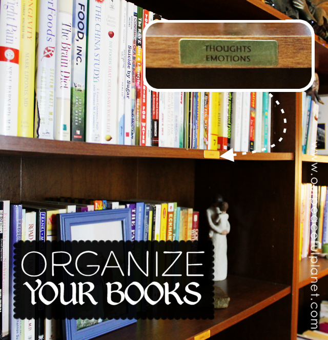 Organize Your Books