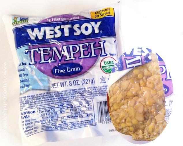 Vegan BBQ Tempeh