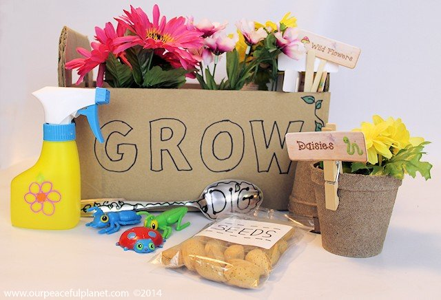 Grow Garden DIY Kit