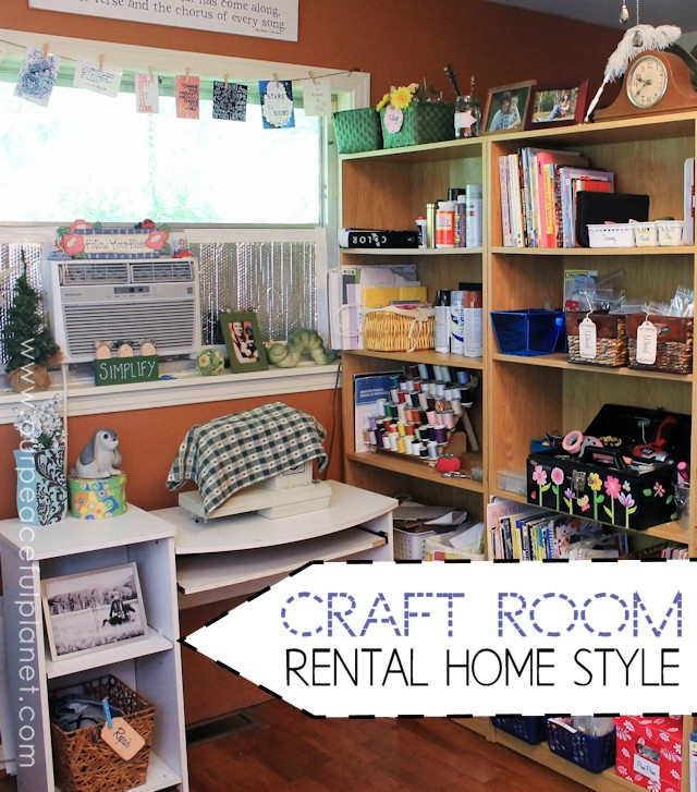 Craft Room Rental Home Style