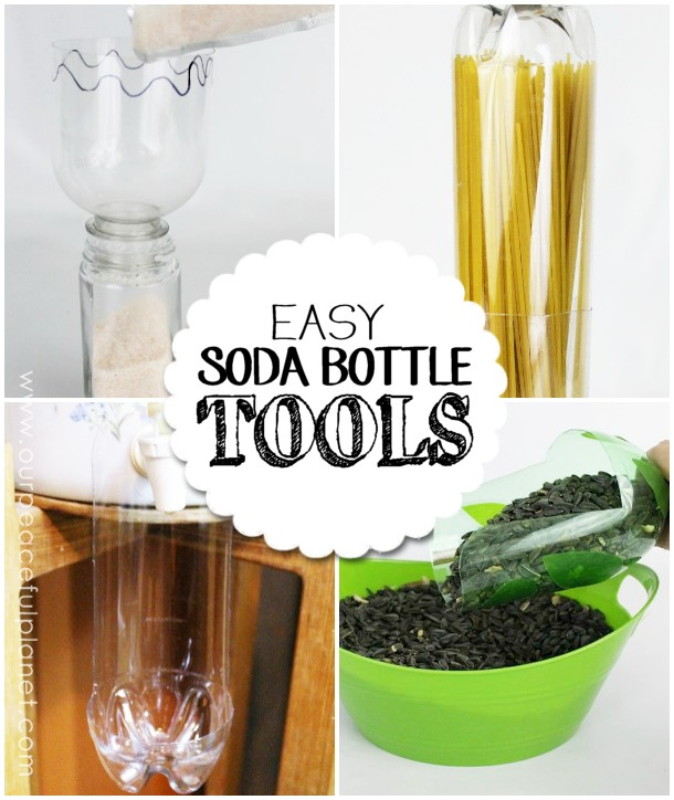 Easy Soda Bottle Tools