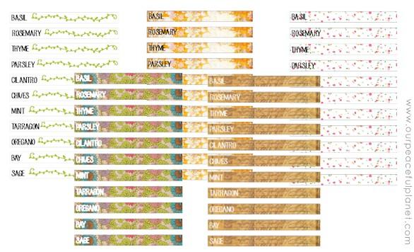 herb.plant.labels samples