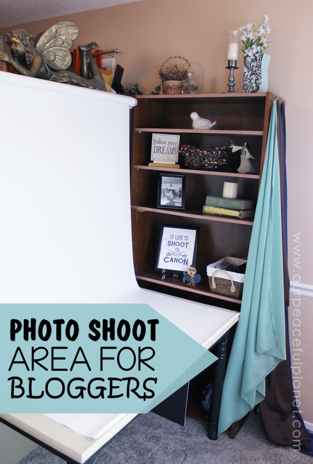 Home Photo Shoot Area For Bloggers 19